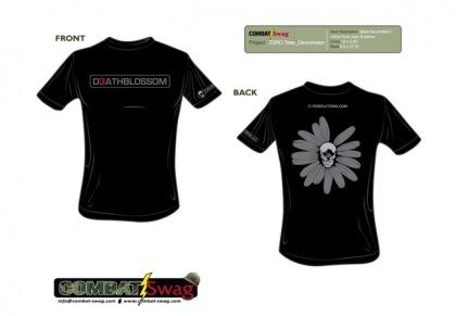 D3ATHBLOSSOM-shirt