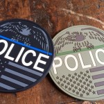 Police Coasters